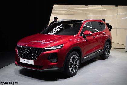 Hyundai Santafe 2019 Về Việt Nam Có Bị Cắt Gì Không?