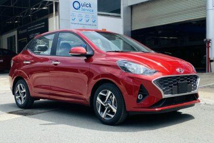 Giá Hyundai Grand I10 2021 lăn bánh tại TP.HCM ?