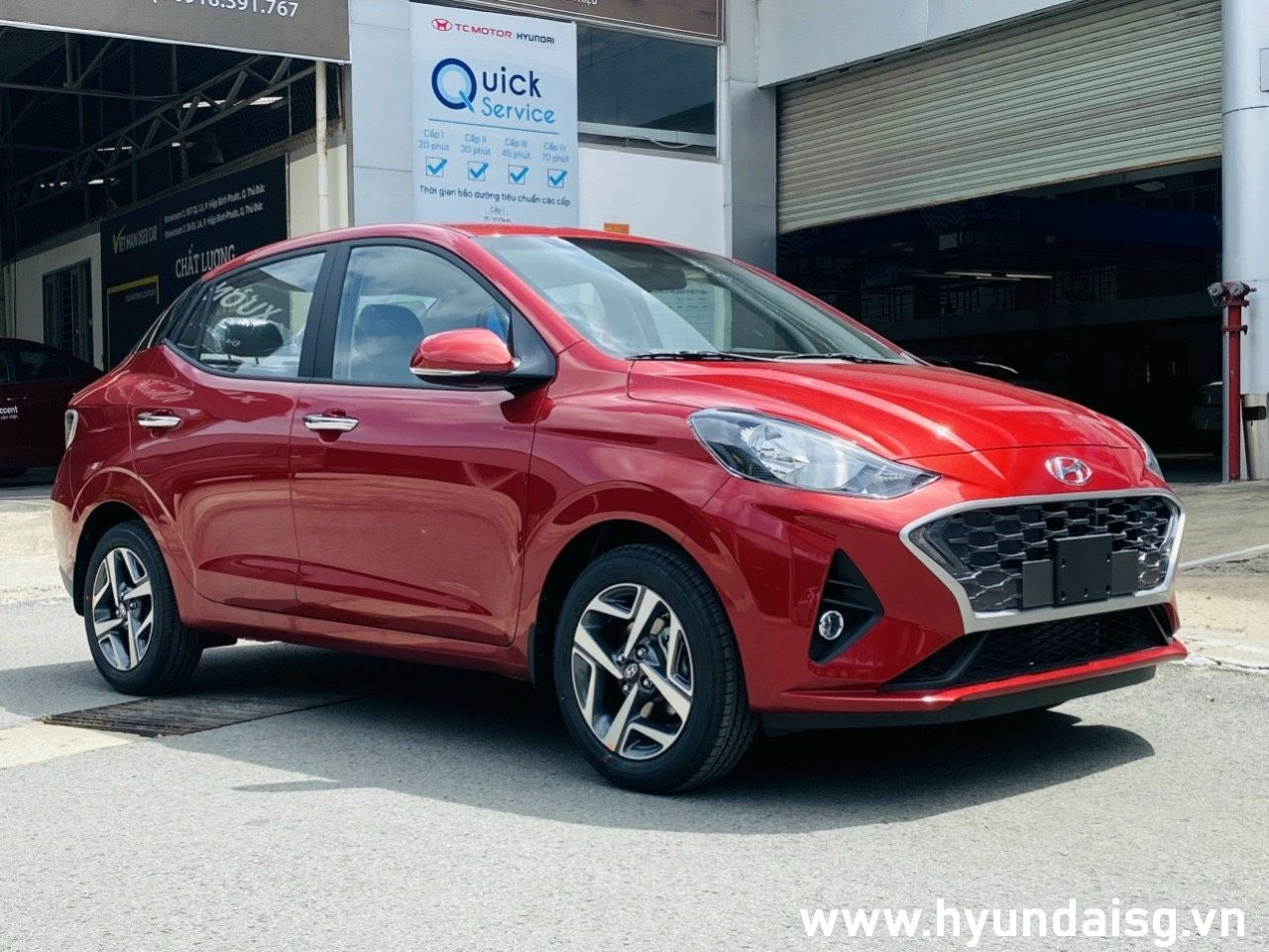You are currently viewing Giá Hyundai Grand I10 2021 lăn bánh tại TP.HCM ?