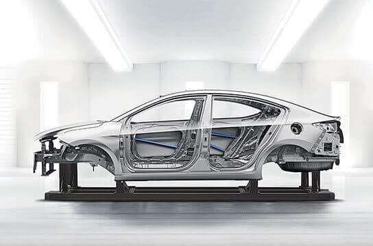 khung xe hyundai elantra 2019