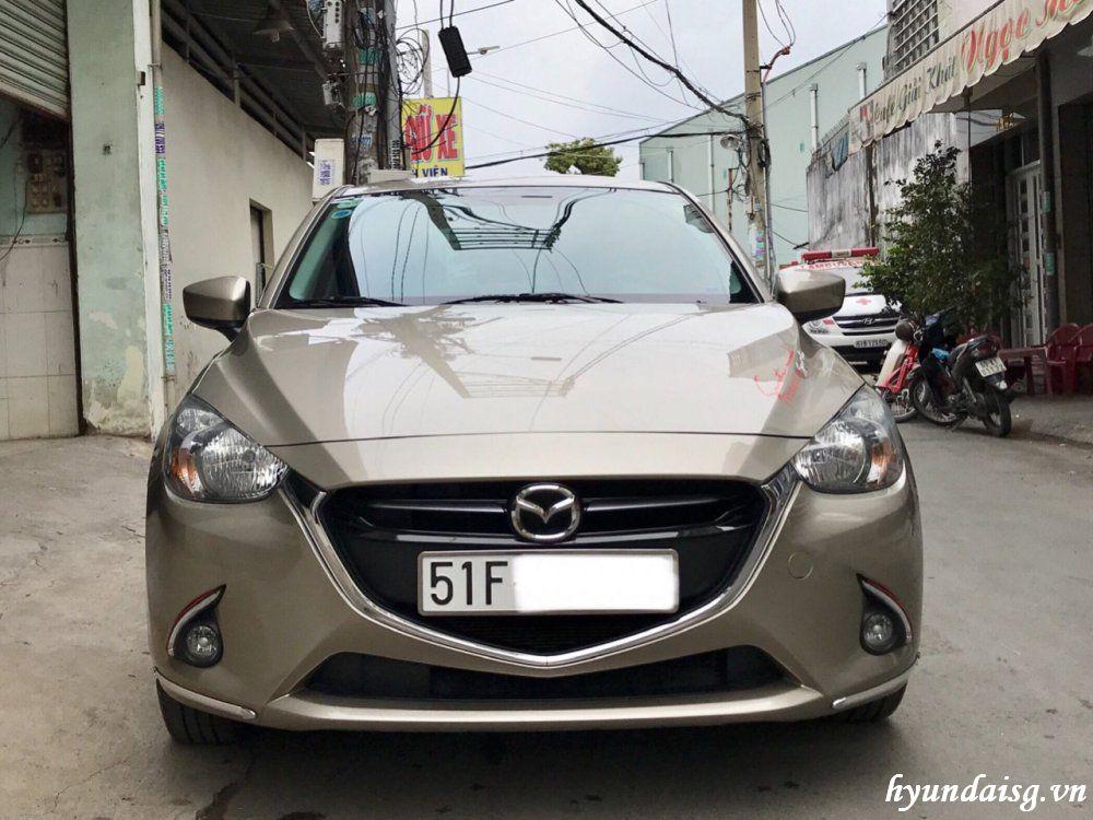 mazda 2 2017 sedan giá