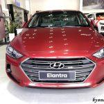 Hình ảnh Hyundai Elantra 2.0 màu đỏ