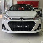 Hình ảnh Grand I10 Hatchback Màu trắng