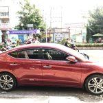 Hyundai Elantra 2018 2.0AT – Màu đỏ