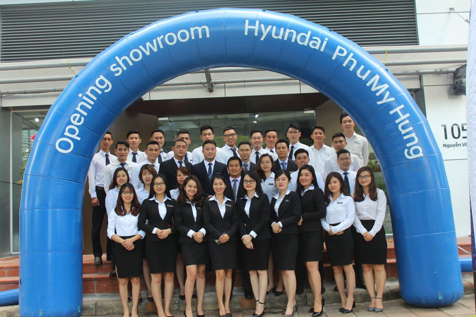 Danh sách đại lý xe Hyundai tại TP.HCM