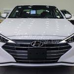Hình ảnh xe Elantra 1.6AT 2019 màu trắng