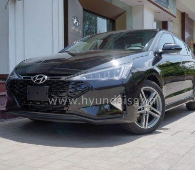 Hyundai Elantra Sport 2019 Màu Đen