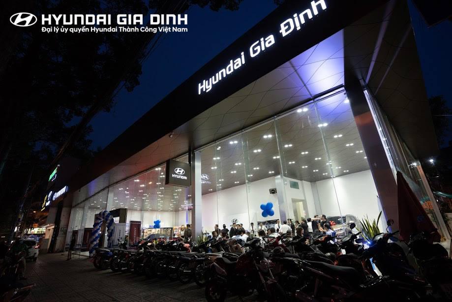 Hình Ảnh Giới Thiệu Hyundai Gia Định 8
