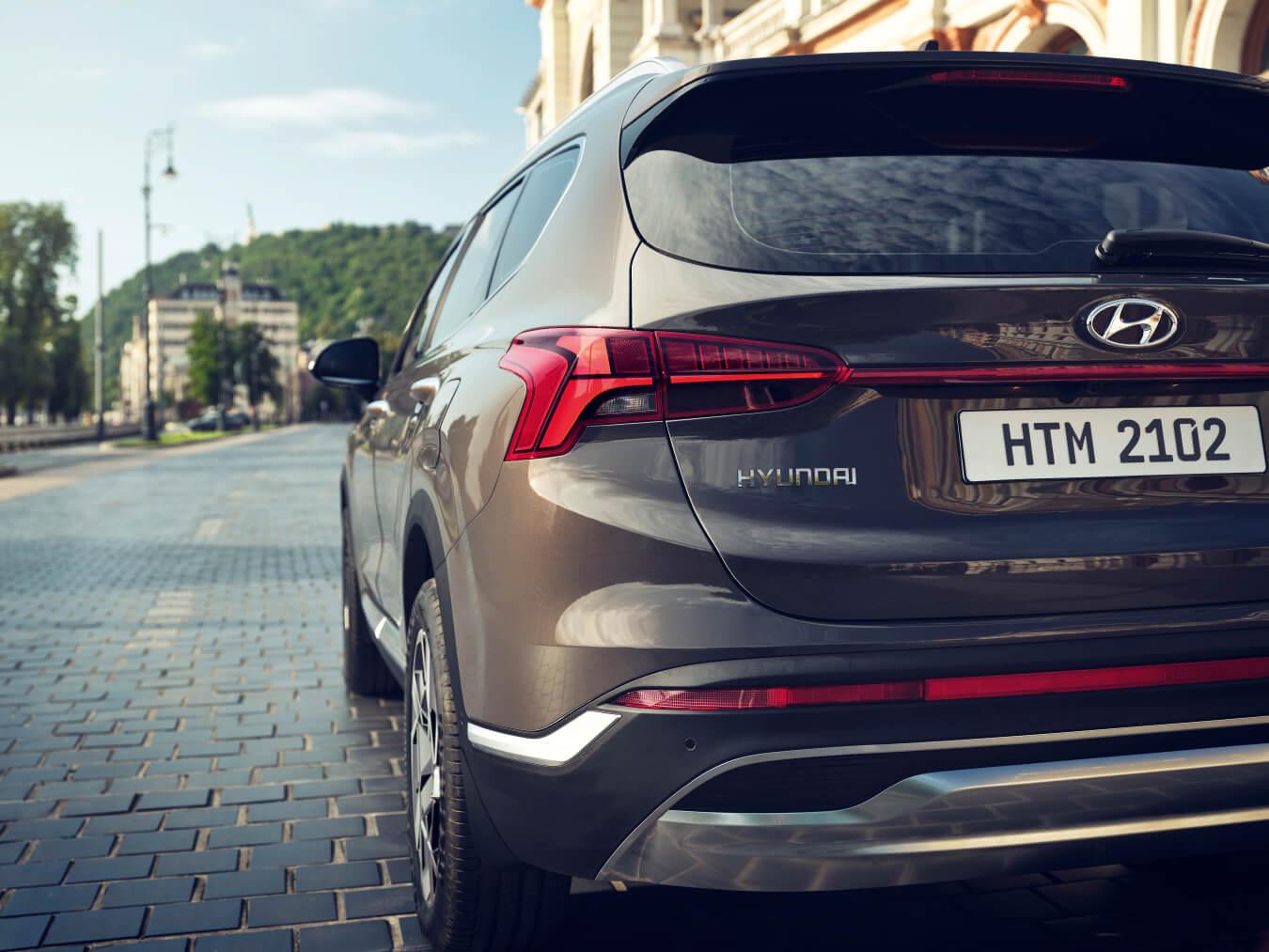 Hình Ảnh Hyundai SantaFe 2021 80