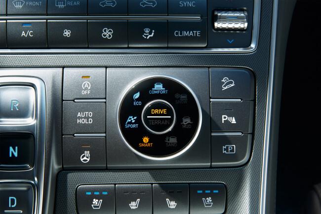 Hình Ảnh Hyundai SantaFe 2021 87