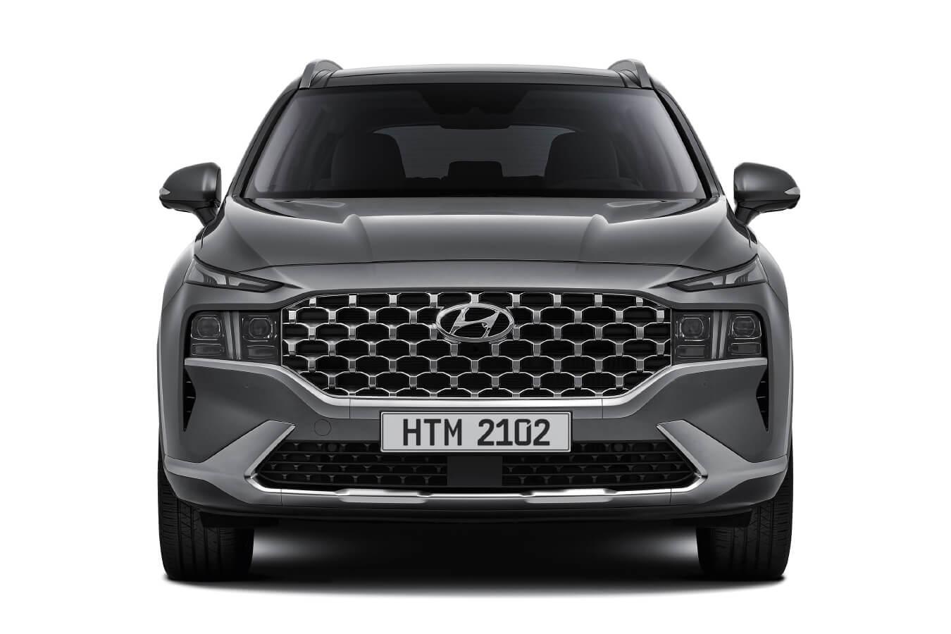 Hình Ảnh Hyundai SantaFe 2021 70