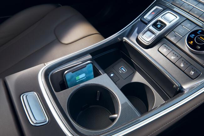 Hình Ảnh Hyundai SantaFe 2021 94