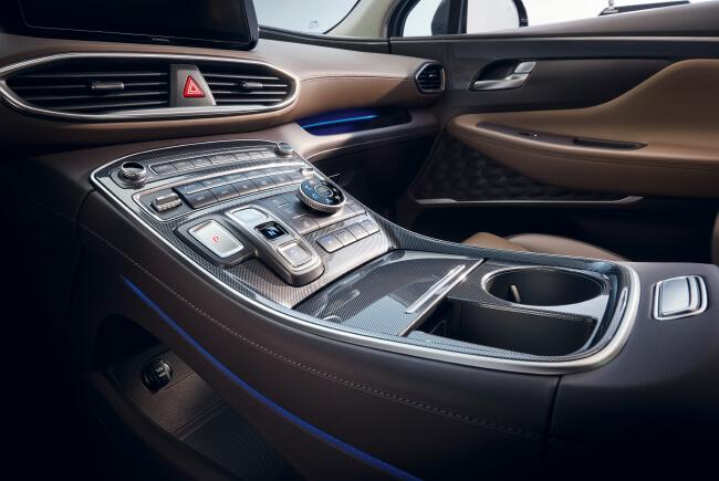 Hình Ảnh Hyundai SantaFe 2021 97