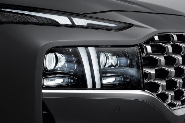 Hình Ảnh Hyundai SantaFe 2021 72