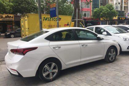 Giá Mới Cho Xe Hyundai Accent 2019 Khi Thêm 2 Trang Bị Mới
