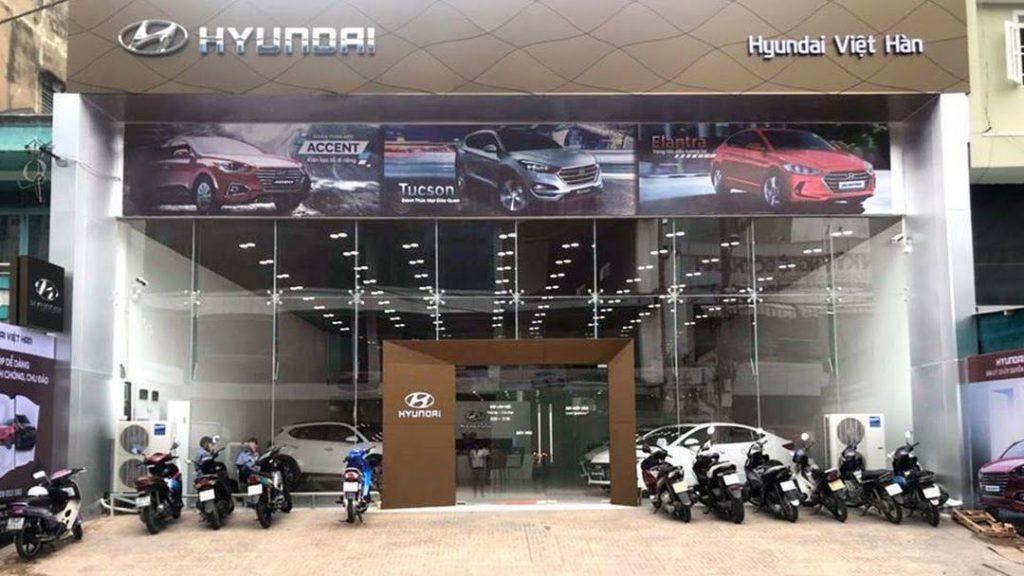 Hình Ảnh Các Đại Lý Hyundai Chính Hãng Tại TpHCM 5