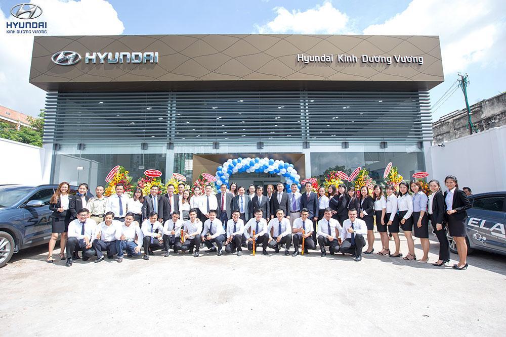 Hình Ảnh Các Đại Lý Hyundai Chính Hãng Tại TpHCM 4