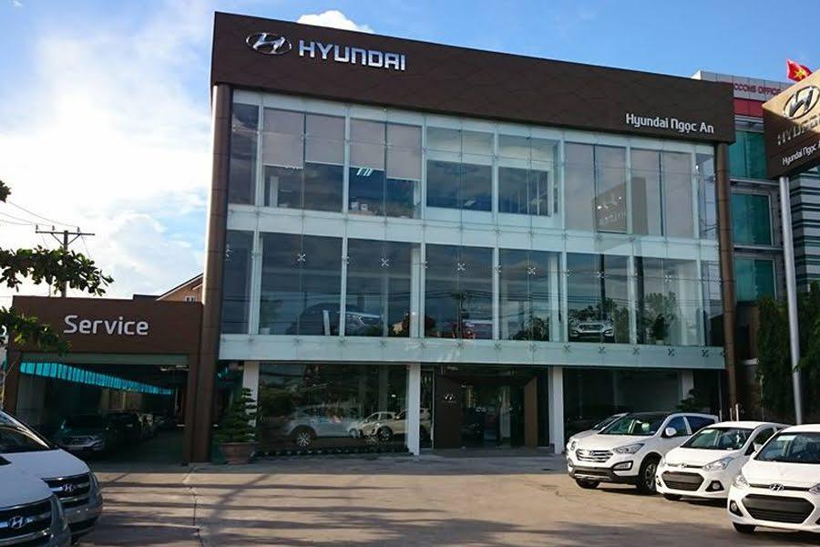 Hình Ảnh Các Đại Lý Hyundai Chính Hãng Tại TpHCM 6