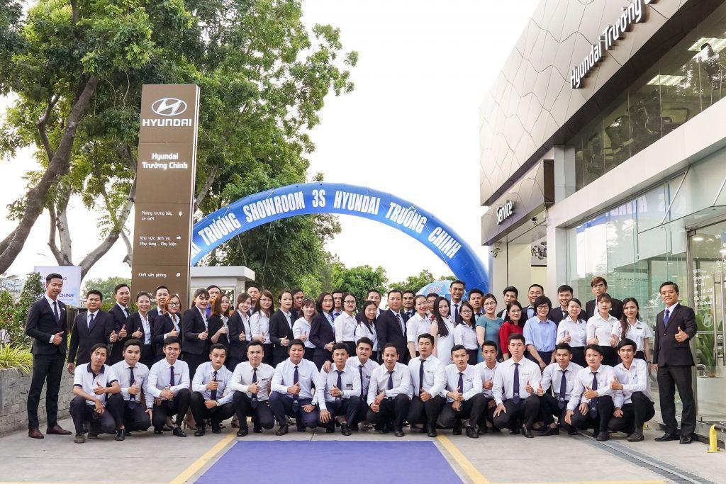 Hình Ảnh Các Đại Lý Hyundai Chính Hãng Tại TpHCM 2