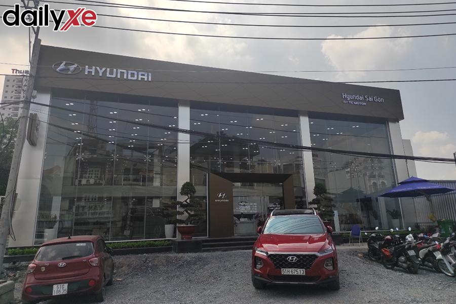 Hình Ảnh Các Đại Lý Hyundai Chính Hãng Tại TpHCM 21