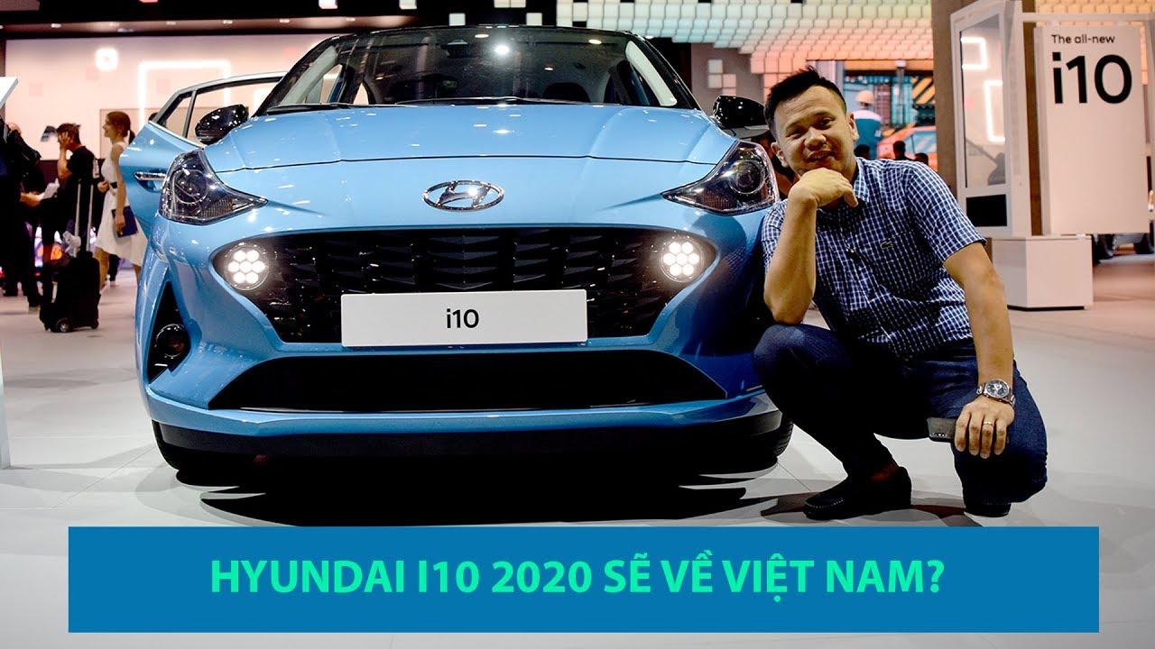 Video Đánh Giá Xe i10 2020