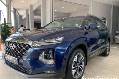 Hướng dẫn sử dụng xe Hyundai Santafe cho người mới