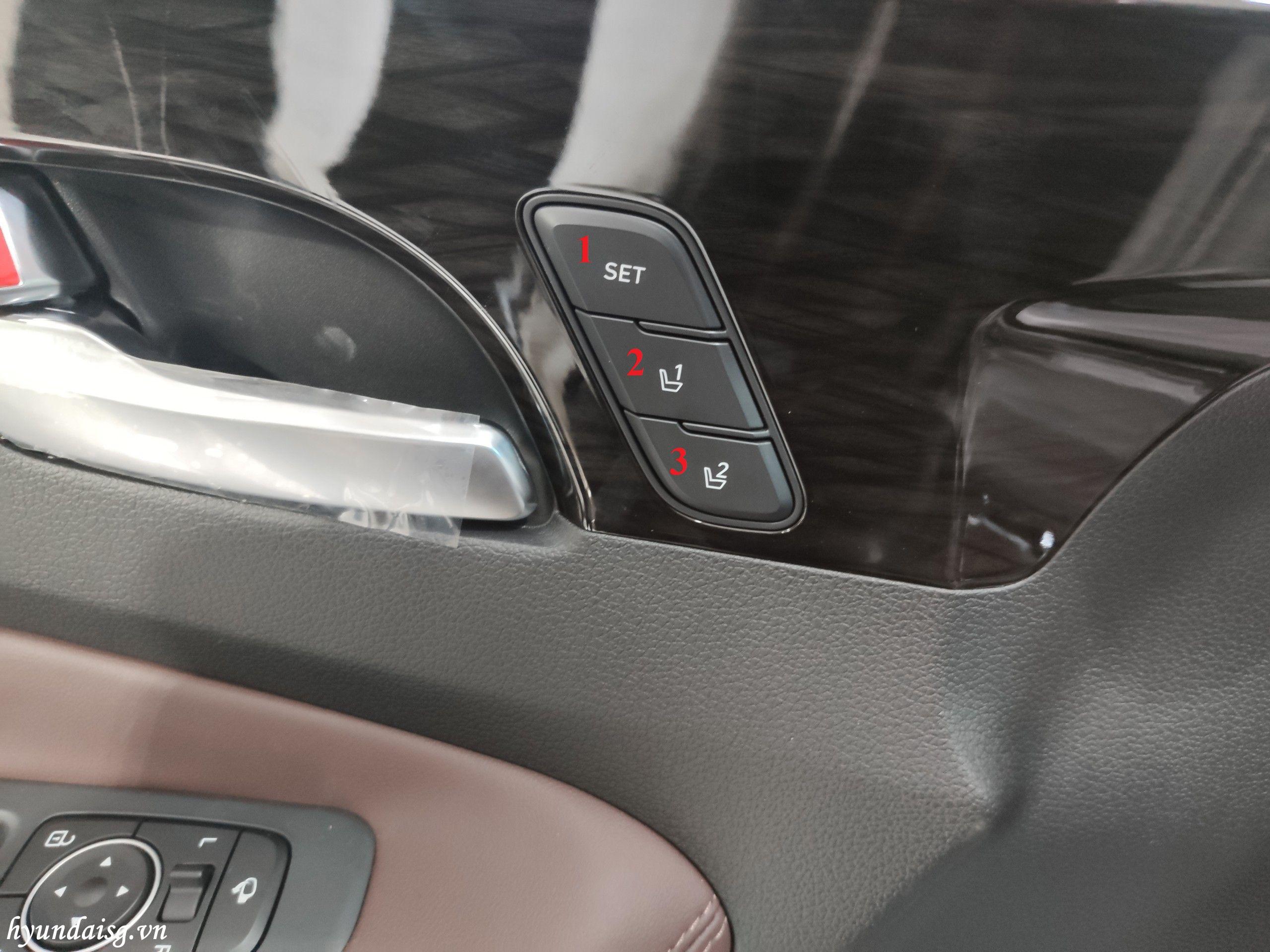 Hình Ảnh Hướng dẫn sử dụng xe Hyundai Santafe cho người mới 34