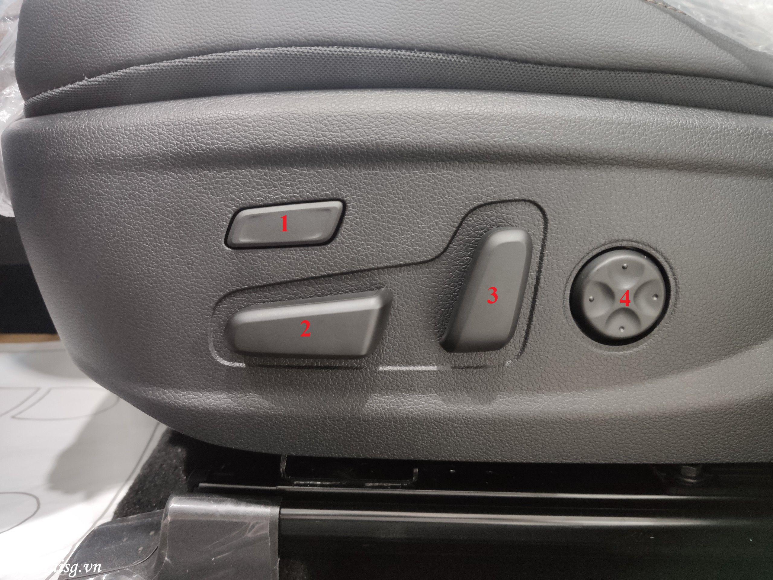 Hình Ảnh Hướng dẫn sử dụng xe Hyundai Santafe cho người mới 18