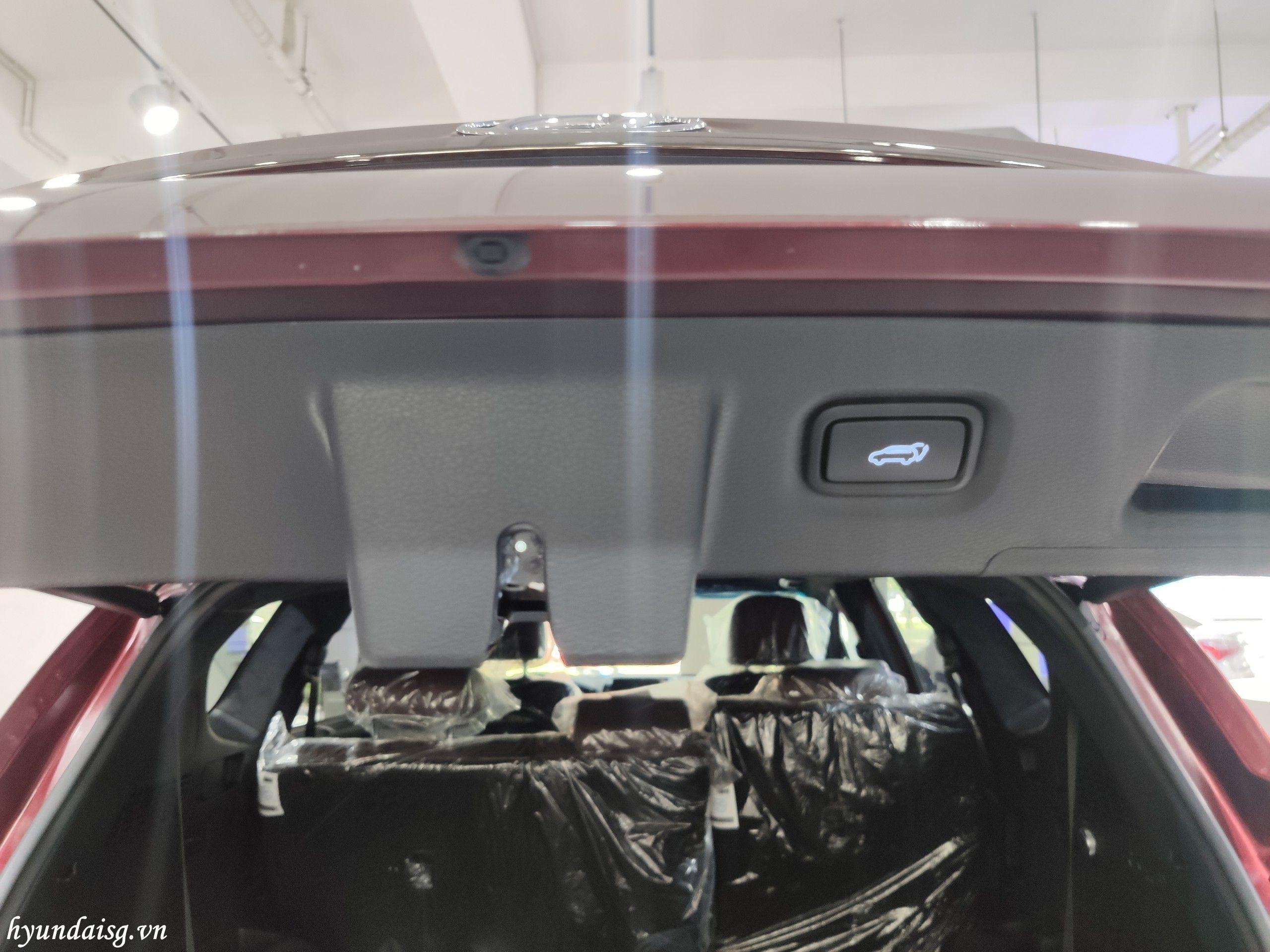 Hình Ảnh Hướng dẫn sử dụng xe Hyundai Santafe cho người mới 36