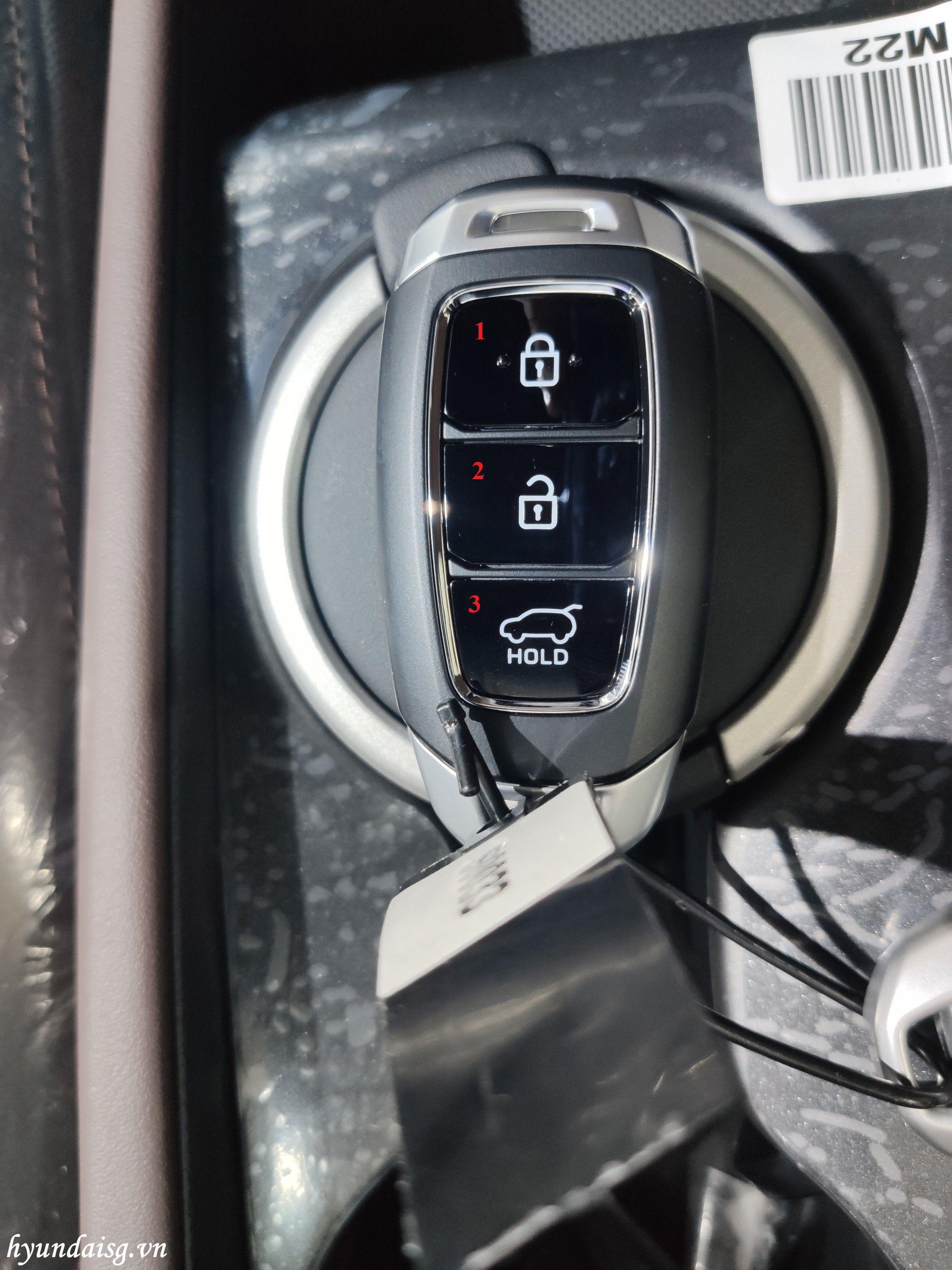 Hình Ảnh Hướng dẫn sử dụng xe Hyundai Santafe cho người mới 28