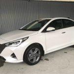 Giá xe Hyundai Accent 2021 lăn bánh ?
