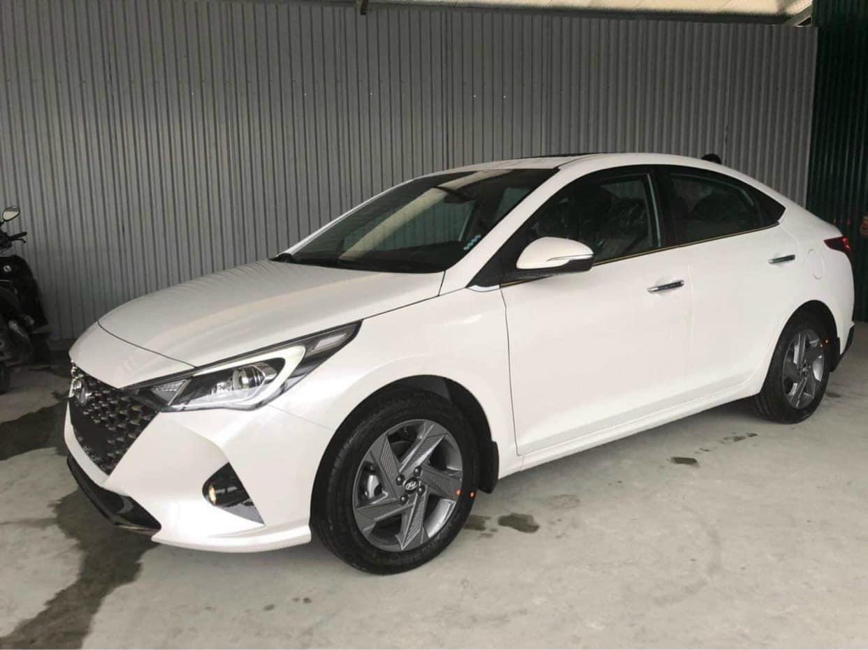 Giá xe Hyundai Accent 2021 lăn bánh (7/2021) ?