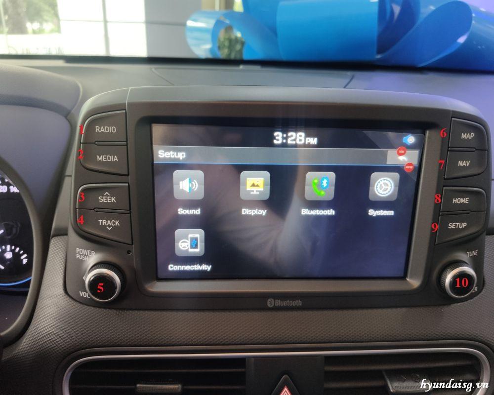 Hình Ảnh Hướng dẫn sử dụng xe Hyundai Kona cho người mới 42