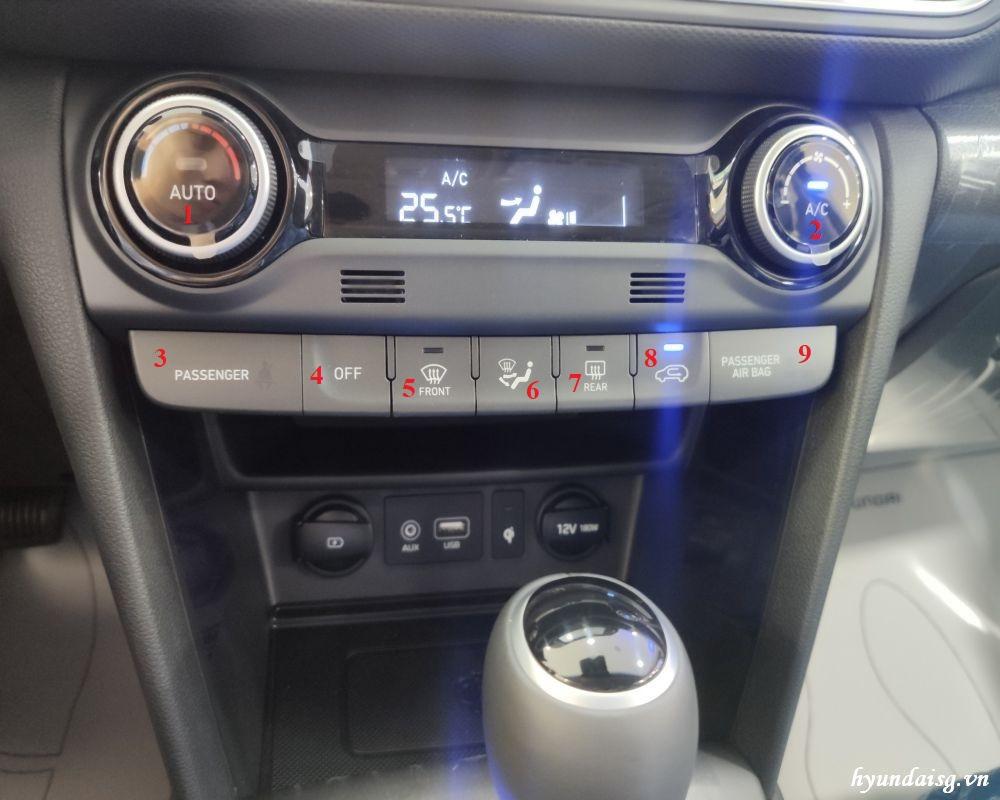 Hình Ảnh Hướng dẫn sử dụng xe Hyundai Kona cho người mới 37