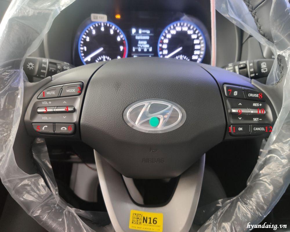 Hình Ảnh Hướng dẫn sử dụng xe Hyundai Kona cho người mới 32