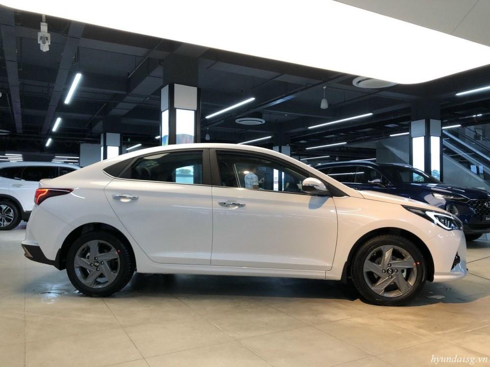 Hình Ảnh Hyundai Accent 2021 ra mắt, nhiều tính năng mới giá không đổi 2