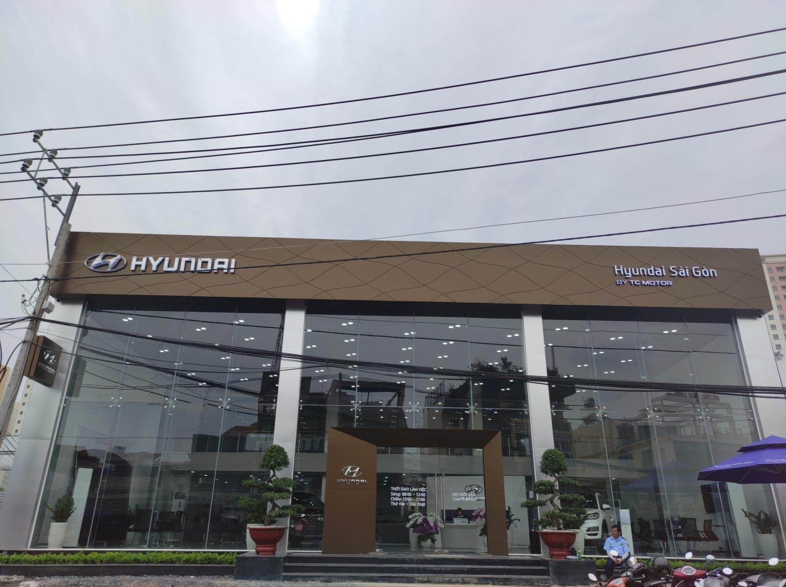 Đại lý Hyundai Quận 2 – hệ thống Hyundai Sài Gòn