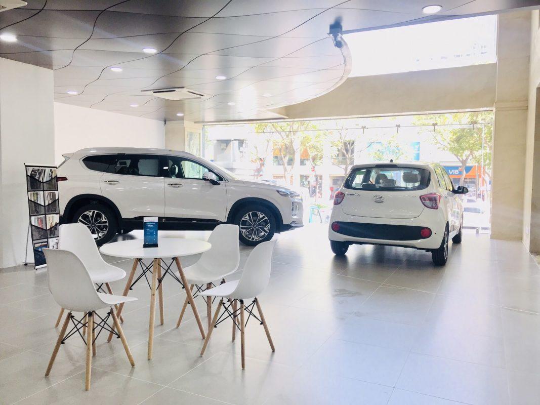 Hình Ảnh Phú Nhuận, Gò Vấp, Bình Thạnh mua xe Hyundai chính hãng ở đâu ? 2