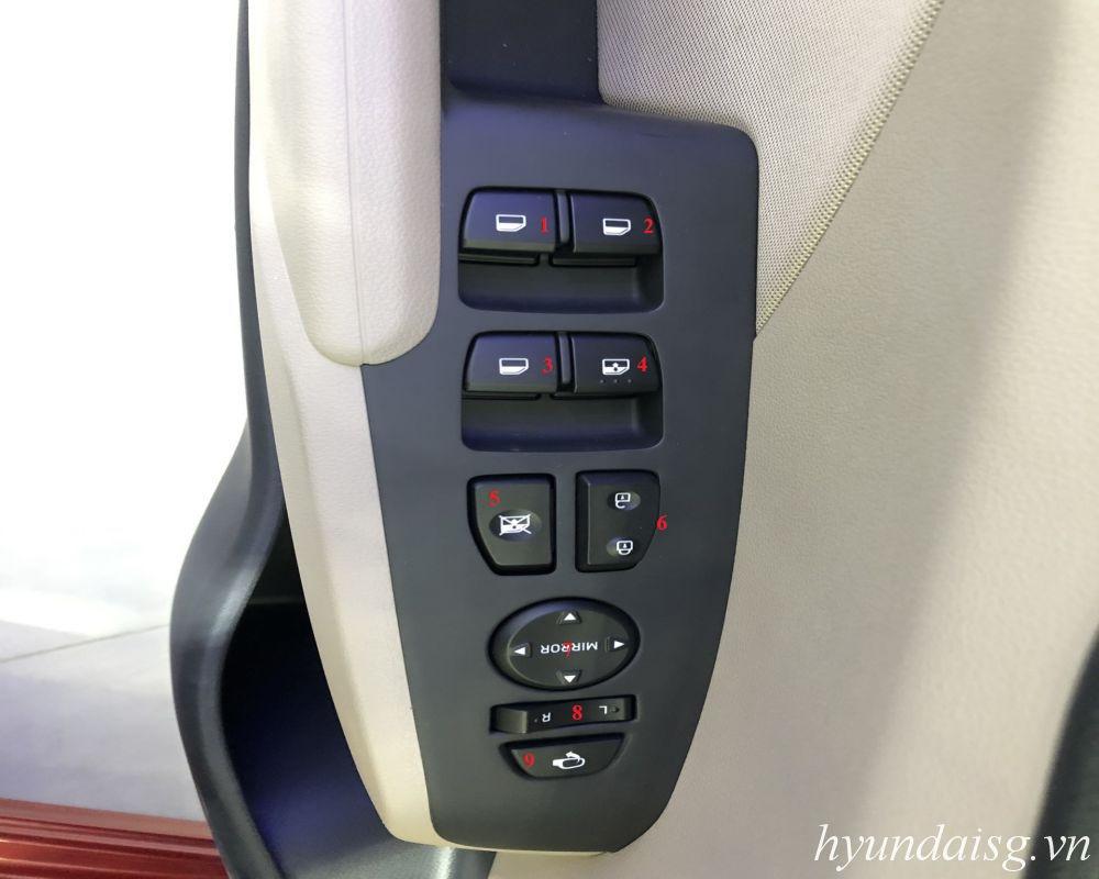 Hình Ảnh Hướng dẫn sử dụng xe Hyundai Accent cho người mới (model 2021) 11