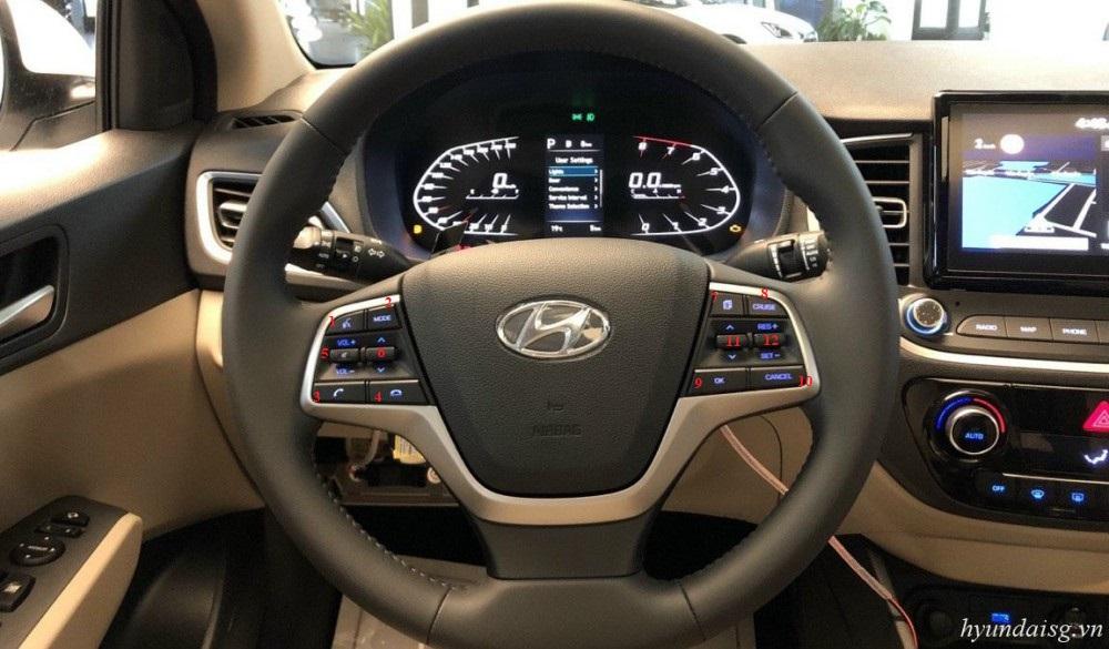 Hình Ảnh Hướng dẫn sử dụng xe Hyundai Accent cho người mới (model 2021) 14