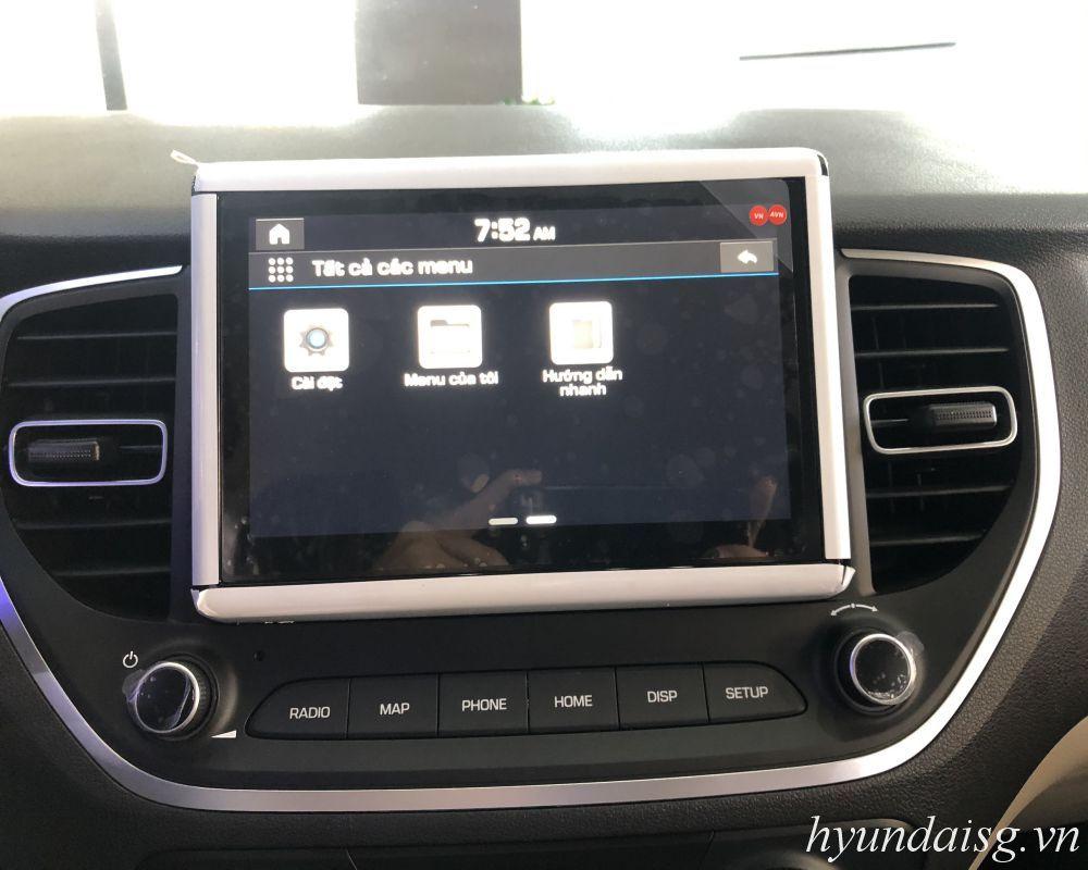 Hình Ảnh Hướng dẫn sử dụng xe Hyundai Accent cho người mới (model 2021) 21