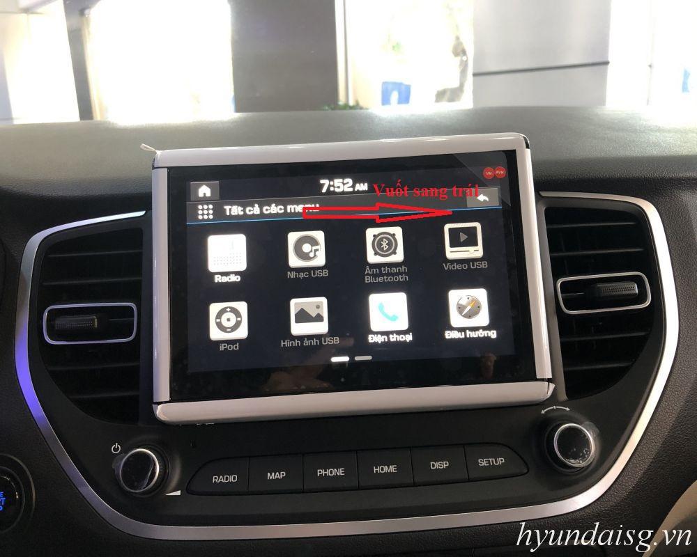 Hình Ảnh Hướng dẫn sử dụng xe Hyundai Accent cho người mới (model 2021) 20