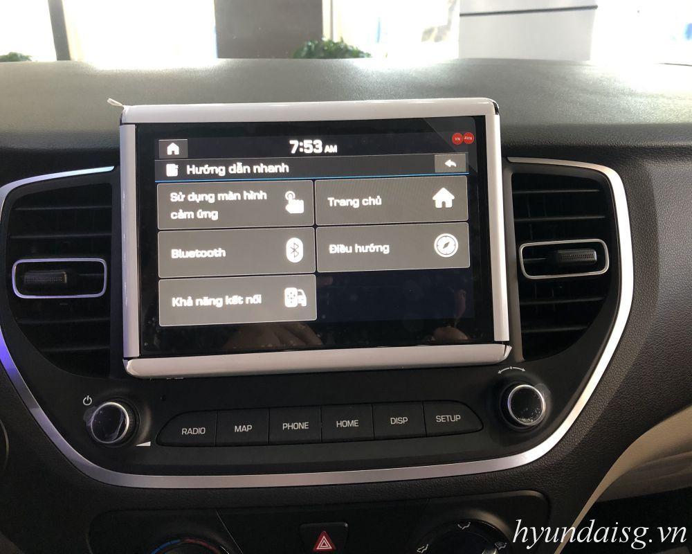 Hình Ảnh Hướng dẫn sử dụng xe Hyundai Accent cho người mới (model 2021) 22