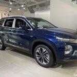 Giá Hyundai Santafe lăn bánh tại TP.HCM (4/2021) ?