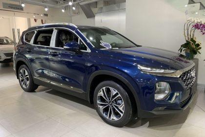 Giá Hyundai Santafe lăn bánh tại TP.HCM (6/2021) ?