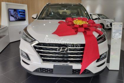 Giá lăn bánh Hyundai Tucson tại TP.HCM (6/2021) ?