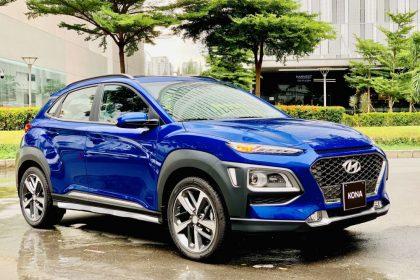 Ưu đãi và khuyến mãi Hyundai Kona Tháng 7/2021