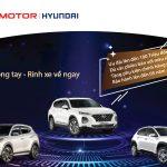 Bảng giá và chương trình khuyến mãi xe Hyundai tháng 6/2021
