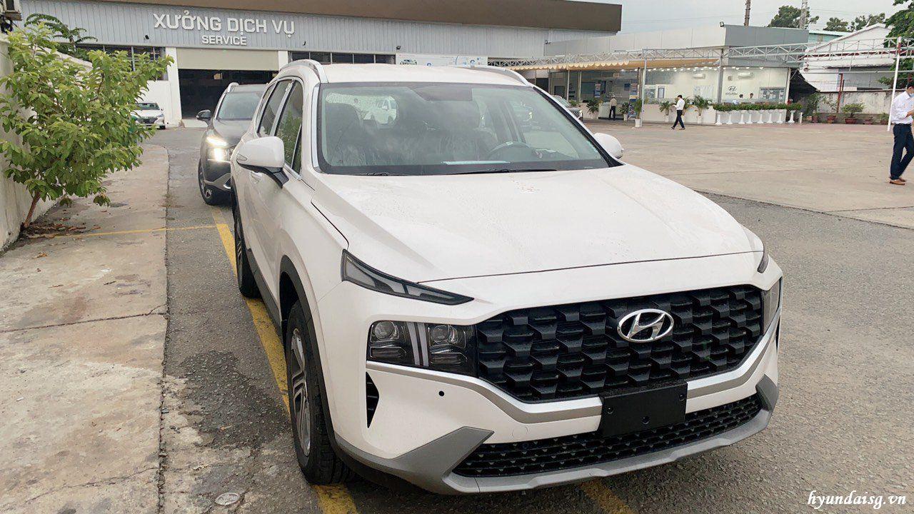 You are currently viewing Giá Hyundai Santafe 2021 lăn bánh tại TP.HCM ?