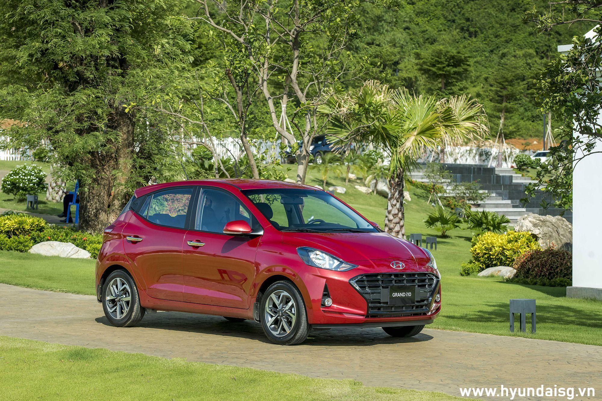 Hình Ảnh Hyundai Grand I10 2021 Chính thức ra mắt tại Việt Nam 13